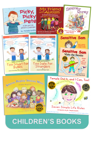 Autism and Sensory Children's Book Package
