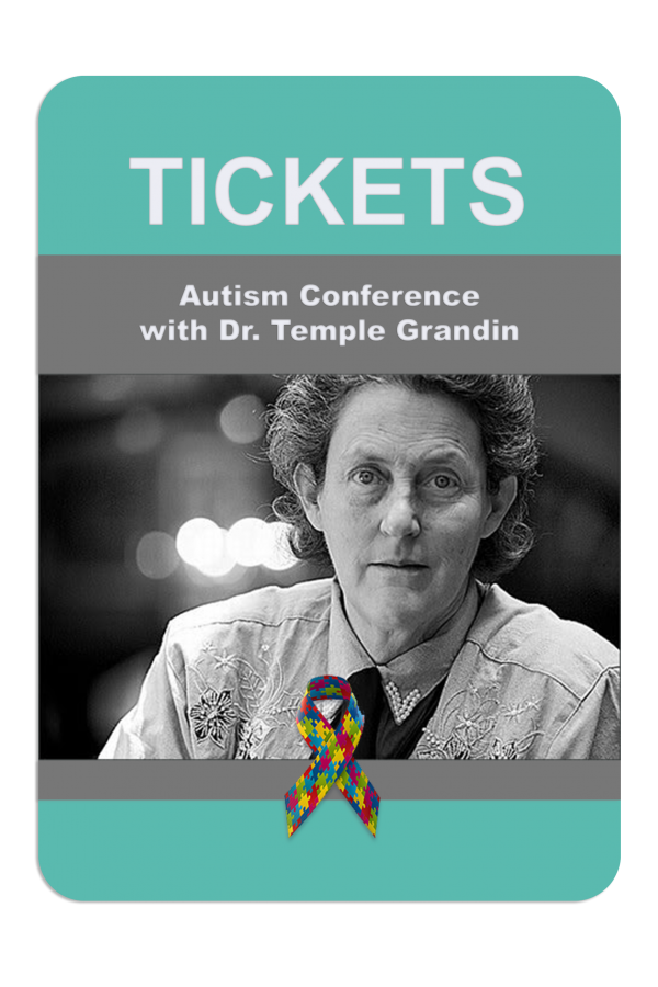 Autism Conference with Dr. Temple Grandin at Addison Conference & Theatre Centre on June 15, 2018
