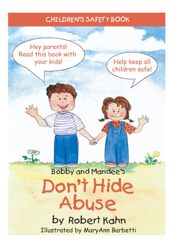 Bobby and Mandee's Don't Hide Abuse
