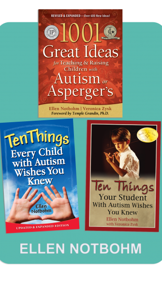 Ellen Notbohm Library, Book Package, Autism