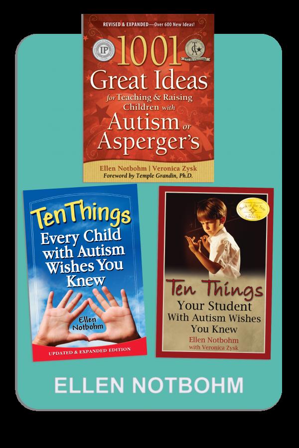 Ellen Notbohm Library, Book Package, Autism