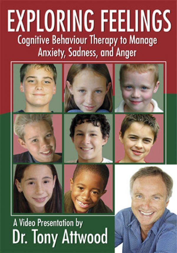 Exploring Feelings DVD: Cognitive Behaviour Therapy to Manage Anxiety, Sadness and Anger