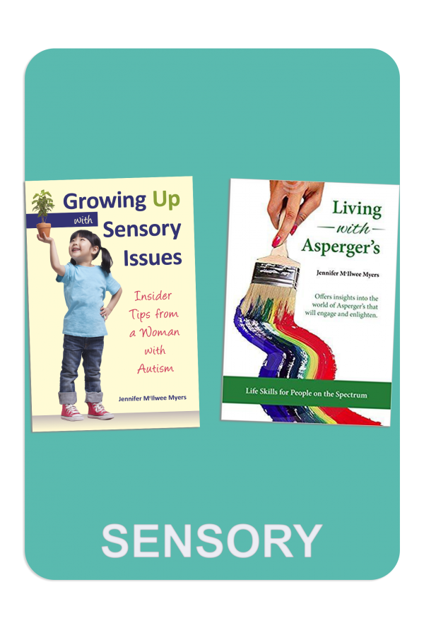 Growing Up With Sensory Issues: Insider Tips from a Woman with Autism AND Living With Asperger's DVD Special Offer!