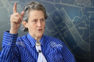 Dr. Temple Grandin, most famous person with Autism