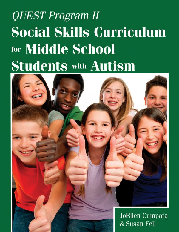 Quest Program II Social Skills Curriculum for Middle School Students with Autism