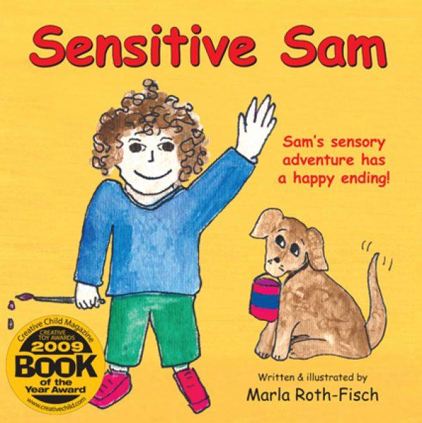 Sensitive Sam: With the help of his OT, Sam's sensory adventure has a happy ending