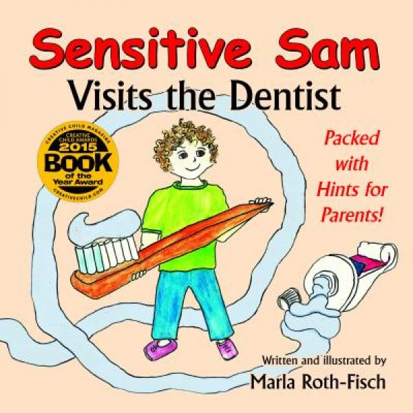 Sensitive Sam Visits The Dentist