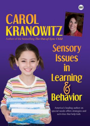 Sensory Issues in Learning & Behavior DVD