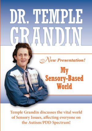 Temple Grandin - My Sensory Based World DVD