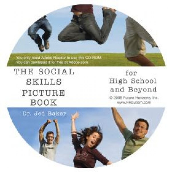 CD: The Social Skills Picture Book for High School and Beyond