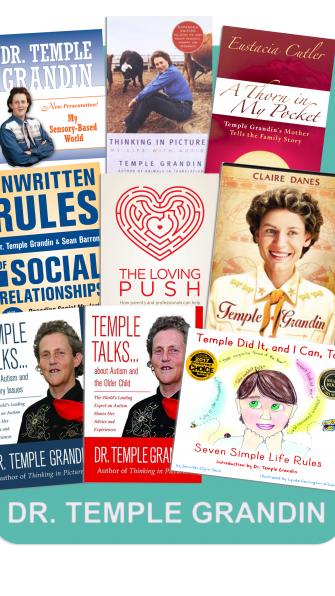 Dr. Temple Grandin Book Package