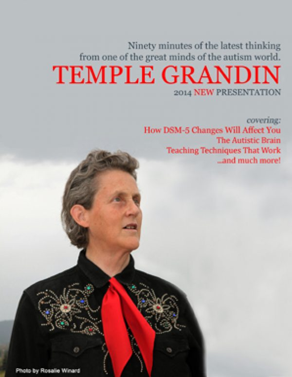 Temple Grandin - 2014 New Presentation DVD