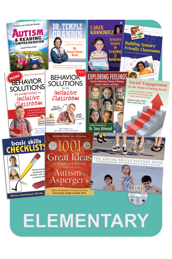 Autism, Elementary School Package Discount Library