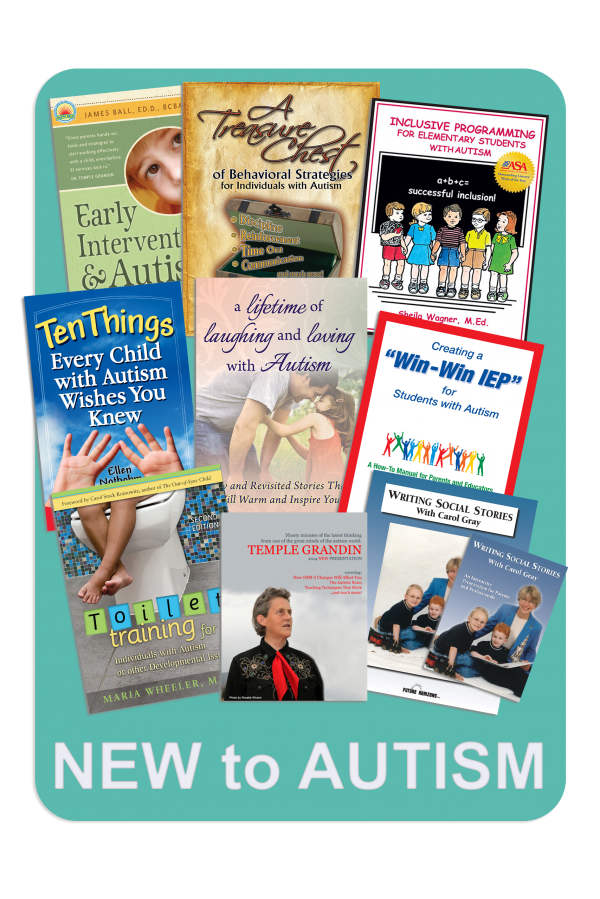New to Autism Book Package