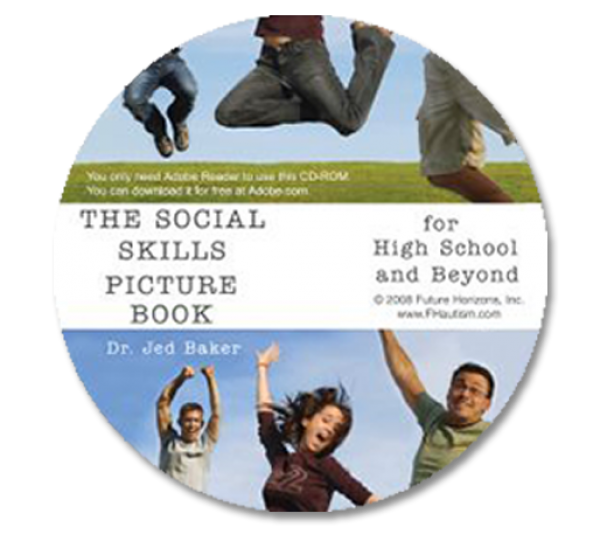 The Social Skills Picture Book and CD for High School and Beyond, CD Only