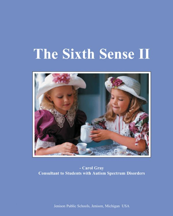 The Sixth Sense II: Sharing Information about Autism Spectrum Disorders with General Education Students